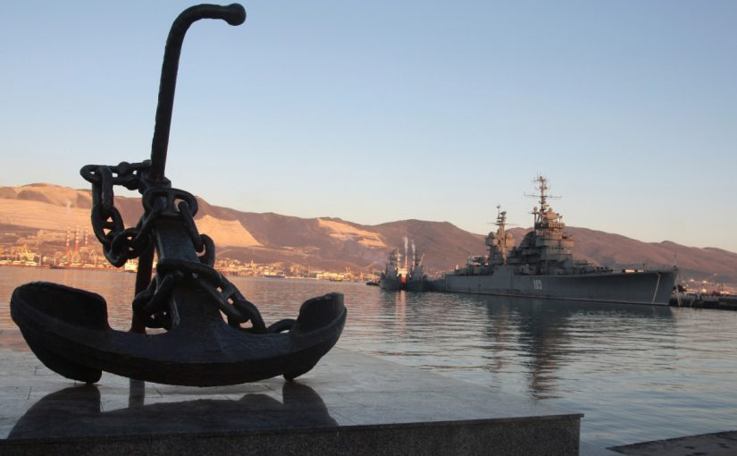 Для новороссийских пограничников в Санкт-Петербурге заложен корабль