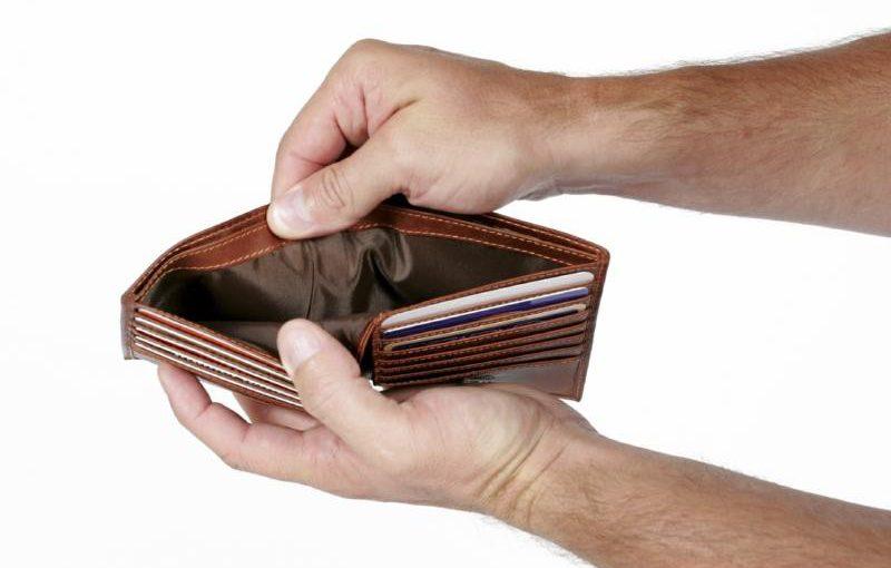 Кубанцам не заплатили за работу 42,3 миллиона рублей