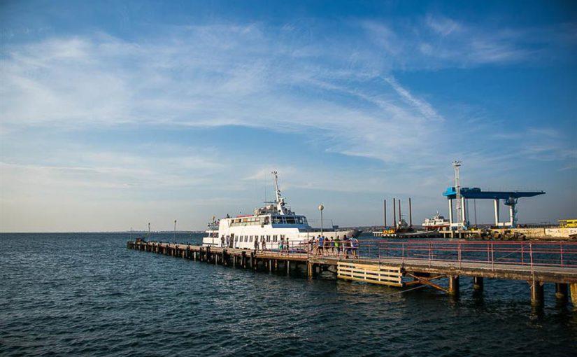 На черноморских морских линиях планируют перевозить пассажиров