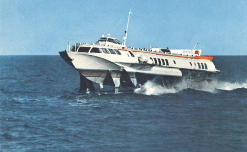 Из Новороссийска в Крым по морю перевозить пассажиров неэффективно