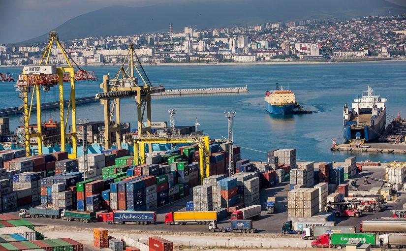 Новороссийский морской торговый порт возглавил ТОП-5 по грузообороту
