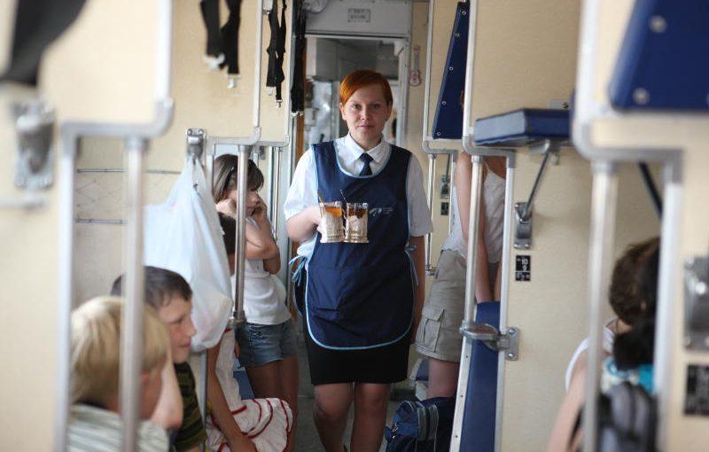 На новороссийских поездах будут работать проводниками студенты