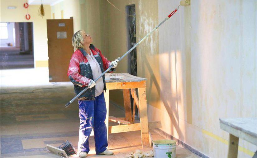 На ремонт новороссийских школ в 2018 году хотят дать 100 миллионов рублей