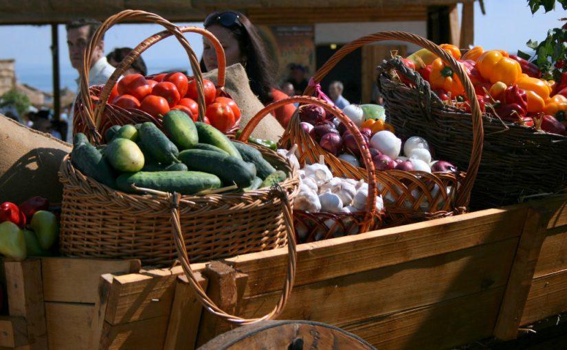 В центре Новороссийска откроют еще одну сельхозярмарку