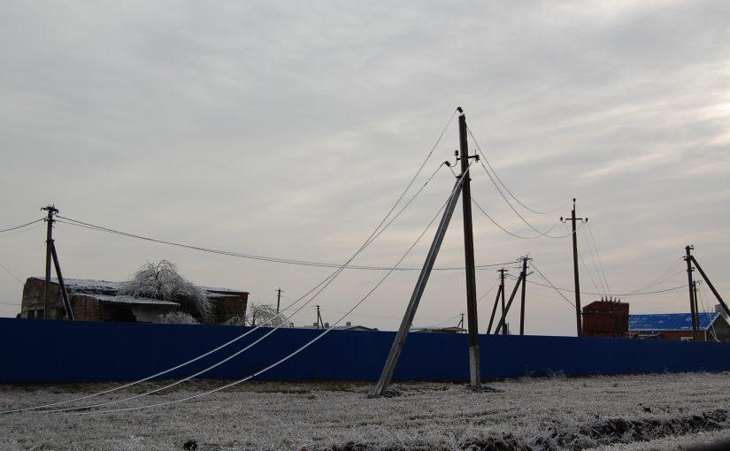 Зима без проблем со светом в пригородах Новороссийска стоит 8,5 миллионов рублей