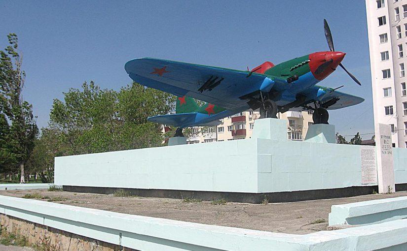 Самолет, ставший памятником в Новороссийске, мог взорваться 43 года назад