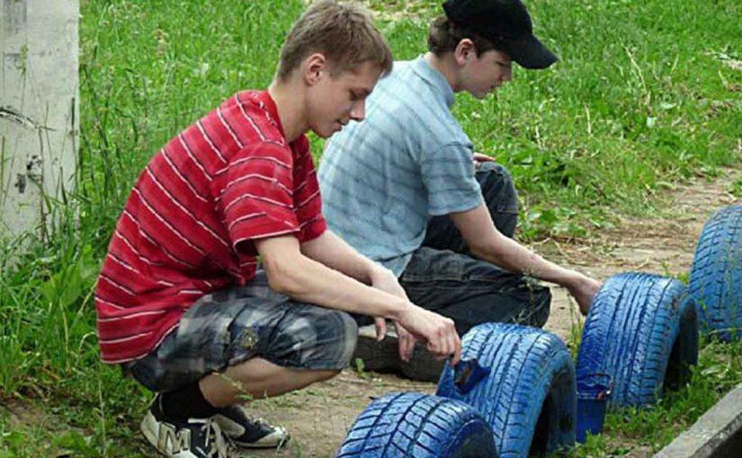 В Новороссийске летом трудоустроили более 1200 подростков