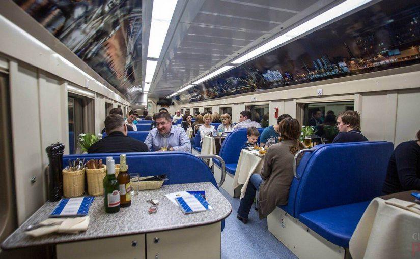Официант поезда Новороссийск-Воркута хотел суперчаевые