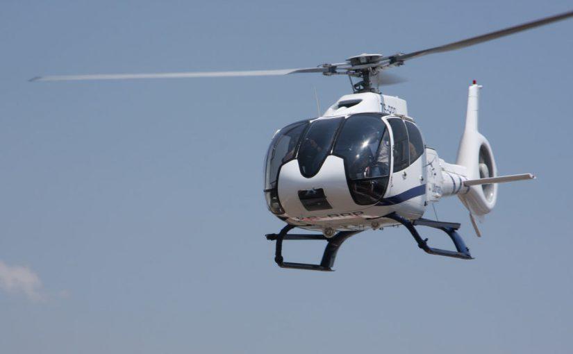 Причины столкновения вертолета со скалой под Новороссийском уточняются
