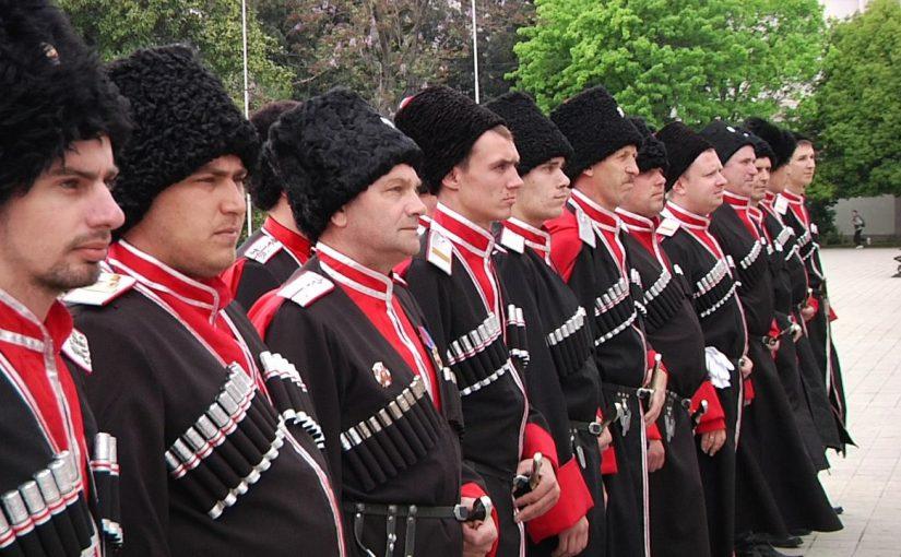 109 новороссийских казаков патрулируют город на платной основе