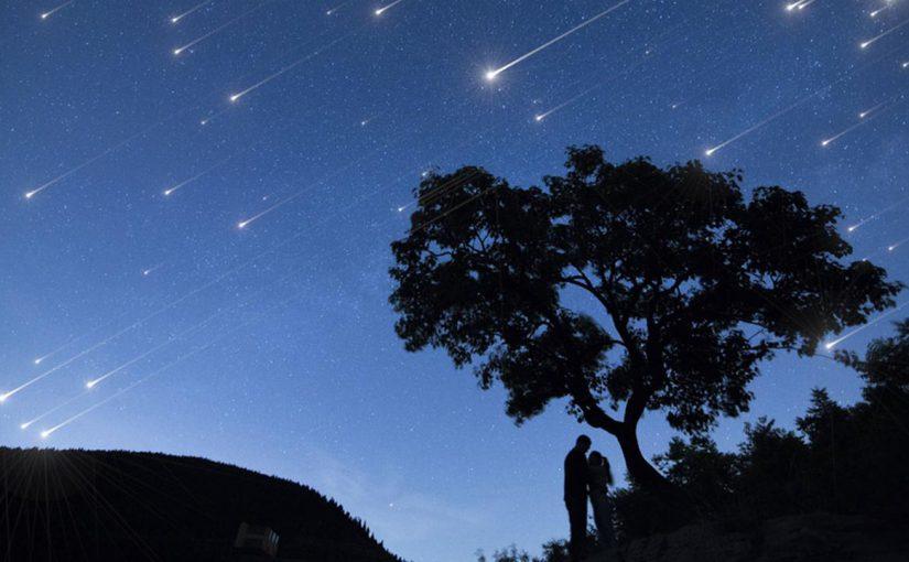 Метеоритный дождь новороссийцы увидеть смогут на косе