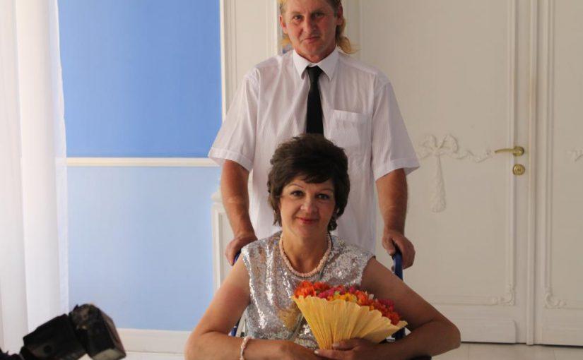У колясочников из новороссийского дома-интерната продолжается медовый месяц
