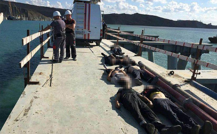 В новороссийское СИЗО перевезут подозреваемых по делу о рухнувшем автобусе