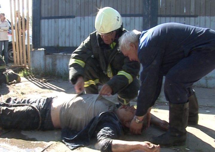 В Новороссийске на стройке Дворца погиб рабочий