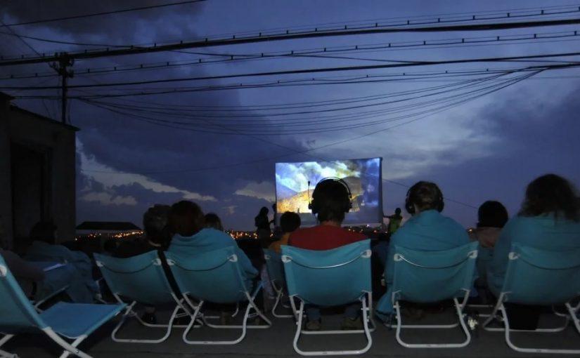 В Новоросссийске завтра открывается кинотеатр на крыше