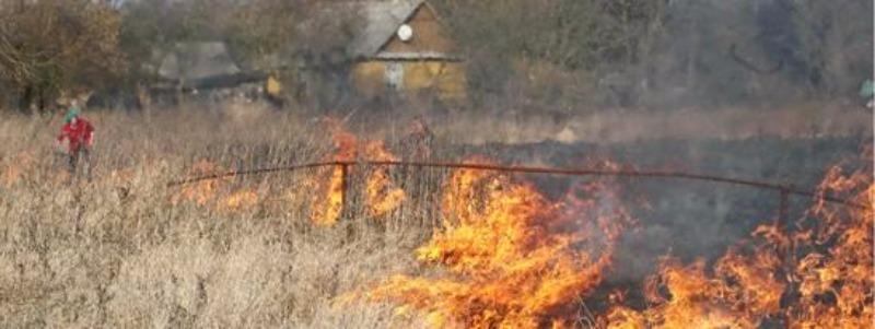 В Борисовке появился поджигатель?
