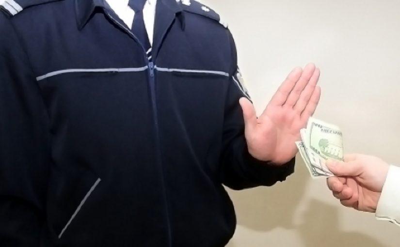 Новороссийский полицейский отказался от 12 тысяч рублей