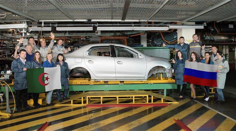 Контейнерные поезда повезут в Новороссийск кузова Renault Logan