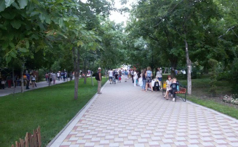 Многоэтажка в новороссийском парке имени Фрунзе не будет строиться