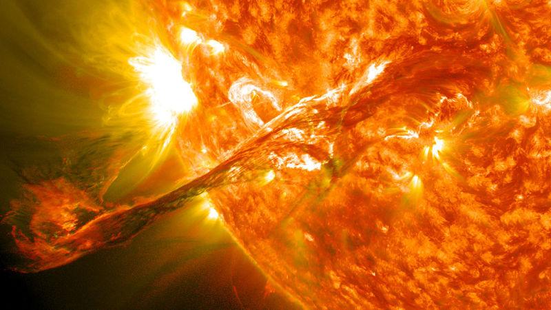 Навредит ли новороссийцам вспышка на Солнце?