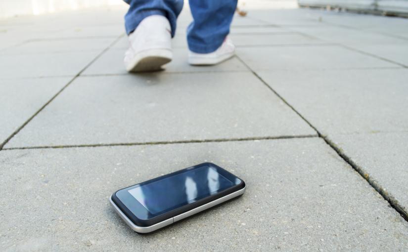 В Новороссийске грабитель оставил телефон на месте преступления
