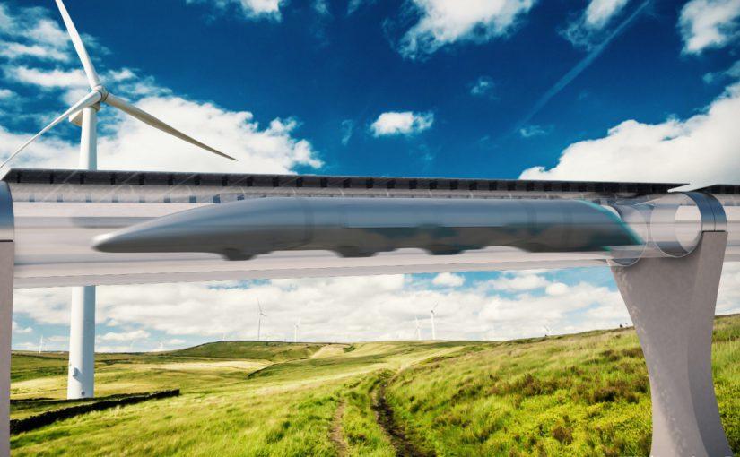 Владелец Новороссийского порта хочет запустить в России сверхскоростной дешевый поезд в вакуумной трубе