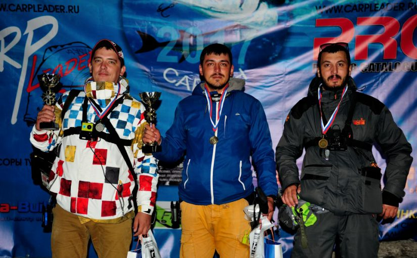 Лучший рыбак турнира «Новороссийский сарган 2017» после победы отправился в роддом