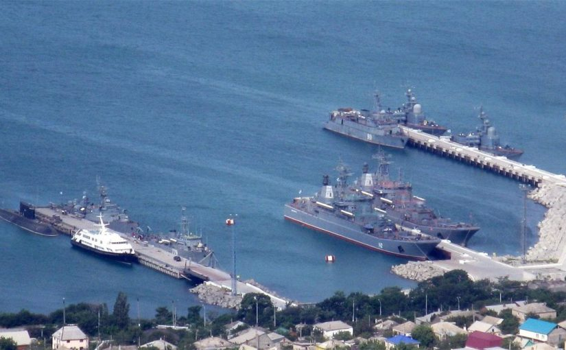 У берегов Новороссийска будет основной пункт базирования Черноморского флота
