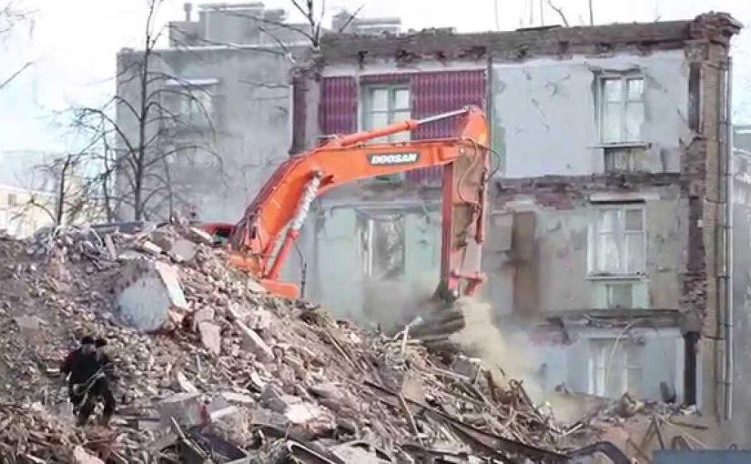 В Новороссийске снесут 125 ветхих домов