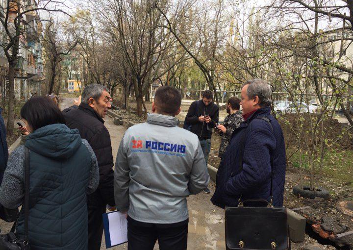Новороссийск рискует потерять 283 миллиона, выделенные на благоустройство дворов