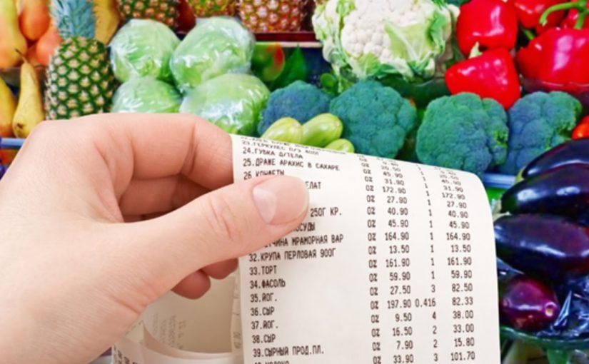 В Новороссийске подешевела продуктовая потребительская корзина