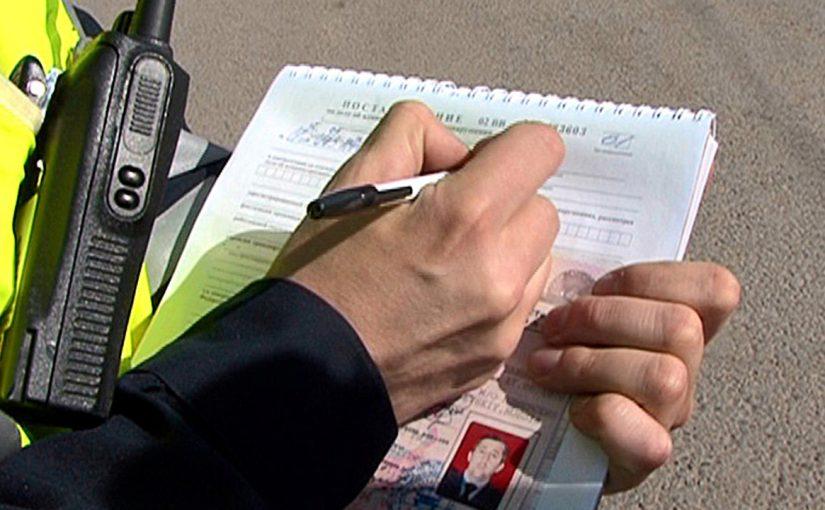 В Новороссийске 19 раз «охотились» на должников с «Дорожным приставом»