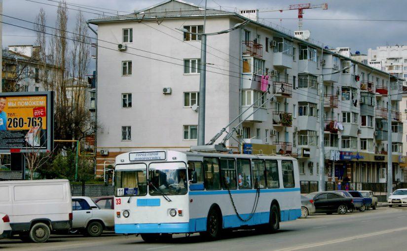 В честь Новороссийска названы 74 улицы