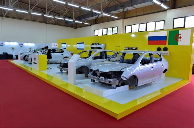 Через Новороссийск оправят в Африку 20-тысячный кузов Рено