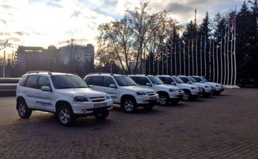 Новороссийский участковый заслужил автомобиль