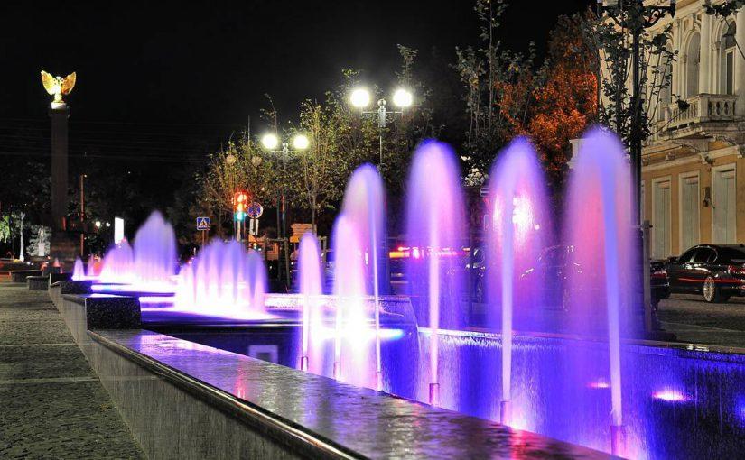 На ремонт новороссийских фонтанов намерены потратить 1,5 миллиона рублей