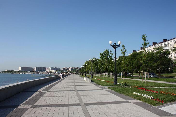 В Новороссийске будет не набережная, а кластер делового туризма