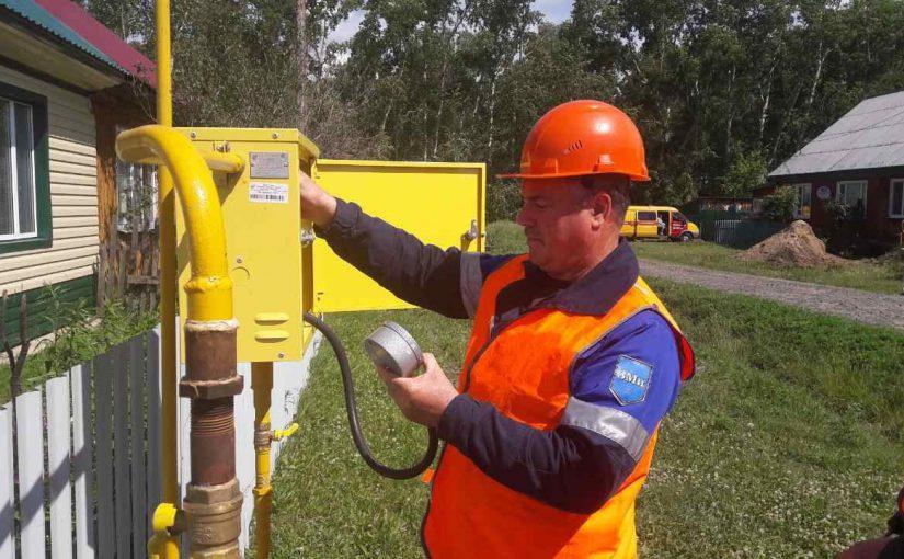 Газ придет к новороссийским садоводам Камчатки