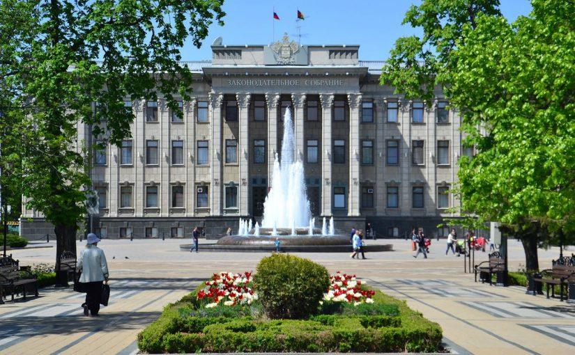 Краевые депутаты из Новороссийска не самые активные. Медийно