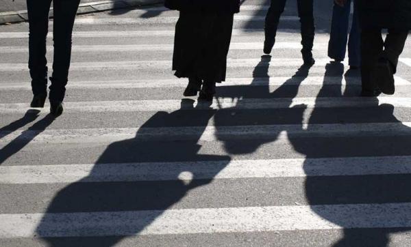 Пешеходный переход у Западного рынка то закроют, то откроют