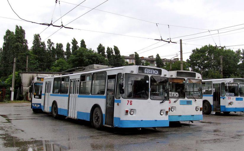 В Новороссийске арендовать троллейбус дороже, чем муниципальный автобус