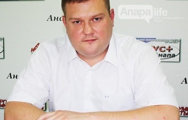 Новороссиец будет судить в Анапе