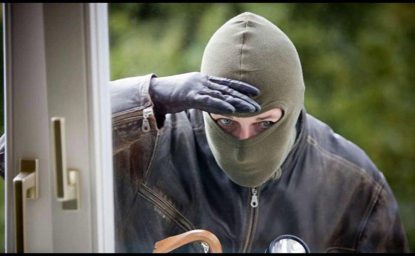 Новороссиец забрался в окно чужой квартиры и вышел с вещами