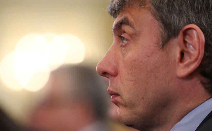Основатель «Магнита» Сергей Галицкий решил, что ему еще рано в Новороссийск – на последний пароход