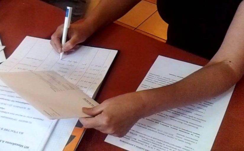 В Новороссийске заявления о сдаче ЕГЭ подают солдатские мамы