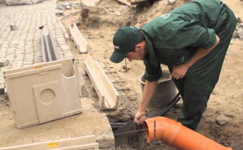 Хуже всех чистят ливневки в Центральном районе Новороссийска
