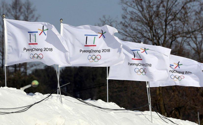 Волонтер из Новороссийска поддерживает олимпийцев в Южной Корее