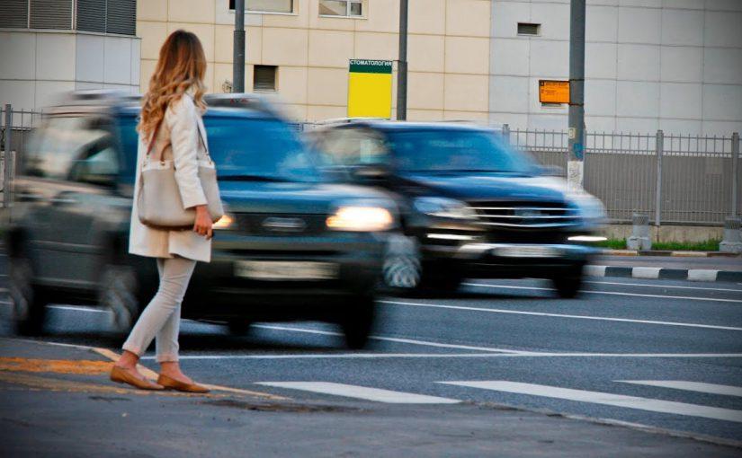 В январе 363 водителя в Новороссийске не пропустили пешеходов