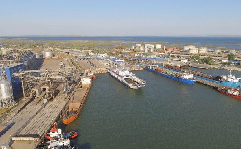 Готовится проект дороги, которая соединит таманский порт с Новороссийском