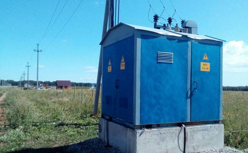 На частном участке новороссийца оказалась трансформаторная будка